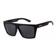Óculos De Sol Evoke Afroreggae Black Masculino Importado