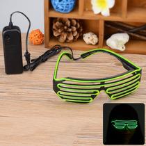 Óculos De Led Com Controle Para Festa Com 3-modos