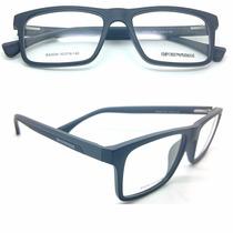 Armação Armani P/ Óculos De Grau Masculina Feminina Cores