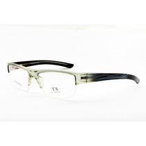 Armação P/ Óculos De Grau Estilo Esportivo - Frete Gratis