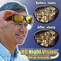 Óculos Night Drive Proteção Ant - Ofuscamento Farol Alto