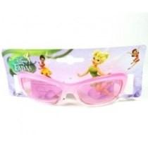 Óculos De Sol Infantil Original Fadas Linha Disney Uva