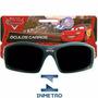 Óculos Sol Carros Disney Infantil Pixar Criança Cars Origina
