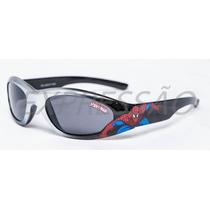 Óculos De Sol Infantil Spider-man Homem Aranha Original