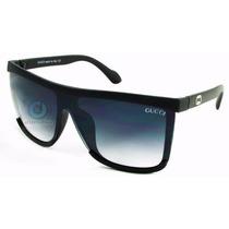 Oculos De Sol Quadrado Preto | Masculino | Feminino | Top