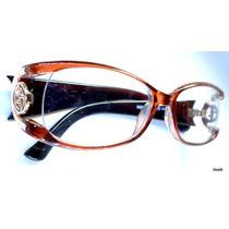Armação P/óculos De Grau Feminino + Frete Gratis