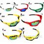 Óculos De Sol Esportivo Ciclista