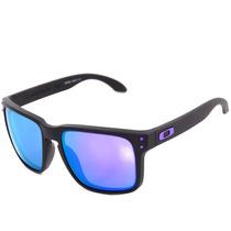 Óculos Oakley Holbrook Julian Wilson Matte Black/violet Irid