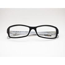 Armação Para Óculos Kipling Acetato Feminino Preto