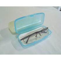 Estojo Caixa Case Receituário Para Óculos De Grau