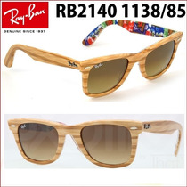 Ray Ban Wayfarer 2140 1138 85 Surf Frete Grátis Todo Brasil