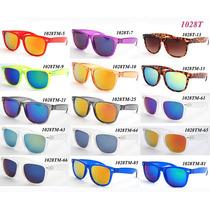 Óculos De Sol Modelo Quadrado Espelhado Frete Grátis