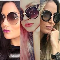 Óculos De Sol Feminino Natal Frete Free
