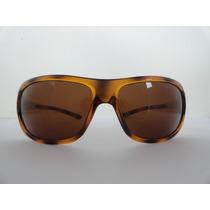 Oculos De Sol 4080 Maskara Tartaruga Lente Marrom