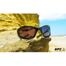 Óculos De Sol Spy - Original - Mod Shadow 43 - Preto Fosco