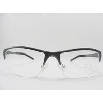 Armação Oculos De Grau Oakley Dictate Lite - Frete Gratis