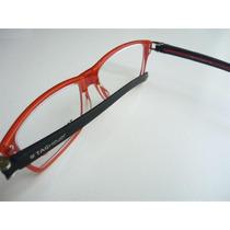 Armação Óculos Grau Tag 7601 5069 Urban Leve Lançamento