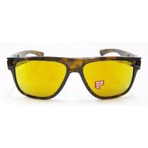 Óculos Oakley Breadbox Tortoise W 24k Iridium Polarized