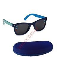 Oculos De Sol Infantil Menino Mickey C56 + Case Frete Baixo