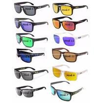 Oculos Holbrook 100% Polarizado Com Teste + Brinde