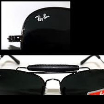Óculos Aviador 3422q G Preto Lentes Pretas Grande 62mm