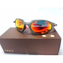 Óculos Romeo 1 Fosca Lente Ruby Polarizada Frete Gratis