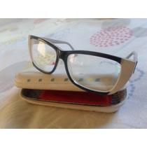 Óculos De Grau/armação Chilli Beans Ronaldo Fraga