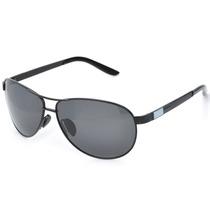 Óculos De Sol Polarizados C Proteção Uv 400 De Resina