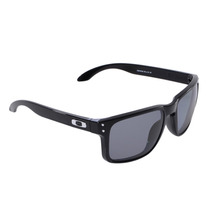 Óculos Oakley Holbrook Polished Black W/ Grey Polarized