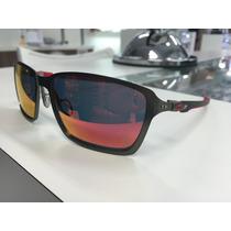 Oculos Solar Oakley Ferrari Tincan Carbon 006017-07 Original