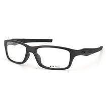 Óculos De Grau Oakley Crosslink Satin Black Ox80308018