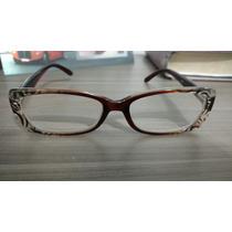 Armacao P/ Oculos Feminino Otica Moda Oferta Frete Gratis