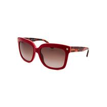 Salvatore Ferragamo De Mulheres Praça Vermelha Sunglasses