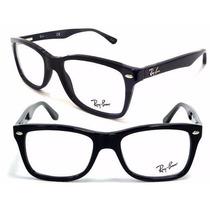 Armação Oculo De Grau Wayfarer Rb 2140 + Frete Gratis