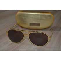 Óculos Gold 24k. Chilli Beans - Edição Especial Ouro.