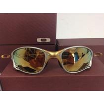 Oculos Oakley Squared 24k Romeo 1 Juliet Double X Numerada