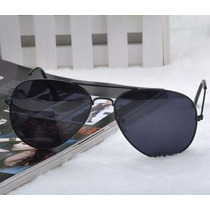 Óculos De Sol Estilo Aviador - Proteção Uv400 Lindo Óculos