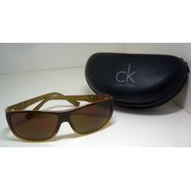 Óculos De Sol Calvin Klein Original Eua 100% Com Case Adulto