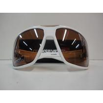 Óculos Quiksilver Whopper White/brn 1174/820 - Novo Com Nf