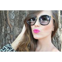 Óculos Miumiu Noir Luxo A Pronta Entrega + Frete Gratis