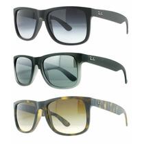 Óculos Justin Rb4165 - 100% Polarizados - Frete Grátis! *