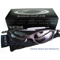 Oakley Double Xx Metal Lente Liquid Metal Borracha Branca