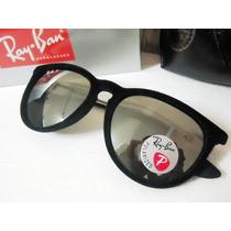 Oculos De Sol Modelo Erika Veludo Preto Lentes Espelhadas