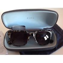 Oculos De Sol Zara Novos Originais Mais Lindo Que Gucci Rio!