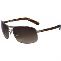 Óculos De Sol Ray Ban Feminino Tartaruga C/ Lentes Marrom
