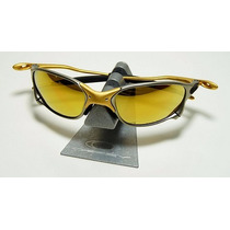 Oculos Oak Juliet 24k X Metal ( Squared Mars Tincan Double X