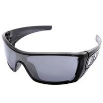 Oculos Oakley Batwolf Black Inkl/black Iridium Relançamento