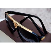 Oculos Louis Vuitton Evidence Completo- Sedex Gratis