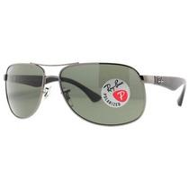 Óculos De Sol Masculino- Ray Ban Rb3502 004/58 Frete Grátis