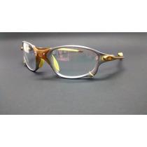 Óculos Double X Lente Clear Transparente Varias Cores+ Frete